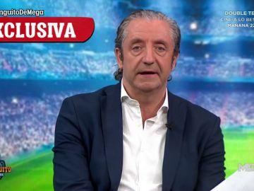 """Josep Pedrerol: """"El City pagará este miércoles la cláusula de 70 millones de euros por Rodri"""""""