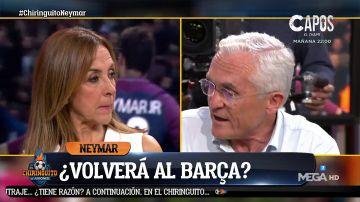 """Paco Caridad: """"Neymar merece el perdón"""""""