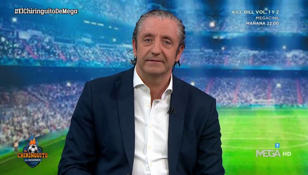 """Josep Pederol: """"Ha sido una temporada fantástica. Por exclusiva, por trabajo y por nuestra audiencia"""""""