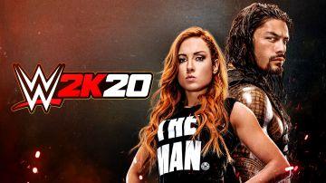 """""""Da el paso"""" y súbete al ring de WWE 2K20 con Becky Lynch y Roman Reigns como Superstars de portada"""