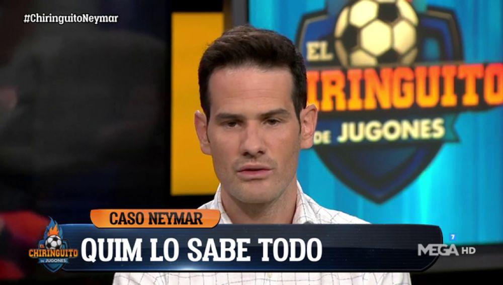 """Quim Domènech: """"El Barça tiene la sensación de que Neymar se quedará en el PSG"""""""