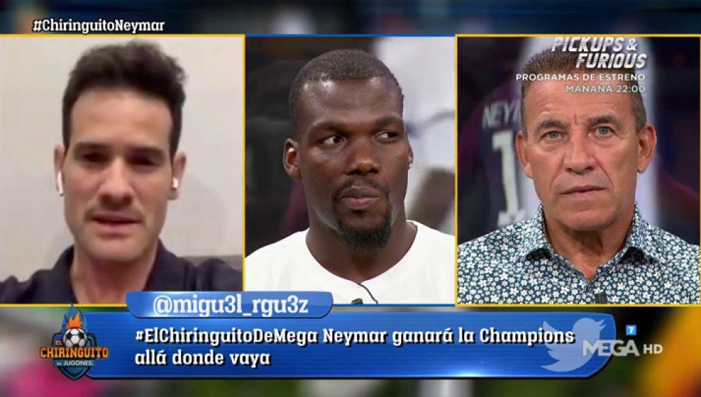 """Quim Domènech: """"Neymar le ha dicho al PSG que quiere ir al Barça"""""""