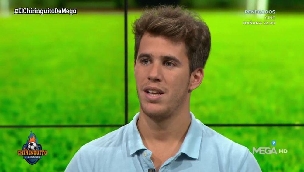 """Alex Silvestre: """"El Atleti ha llamado a Rodrigo Moreno para decirle que no le pueden fichar"""""""