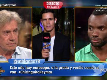 """Edu Aguirre: """"Si el Barça no ficha a Neymar es un ridículo"""""""