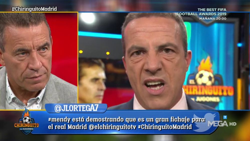 """Cristóbal Soria: """"¡Lopetegui! El Real Madrid estaba en la UVI y le hemos resucitado"""""""
