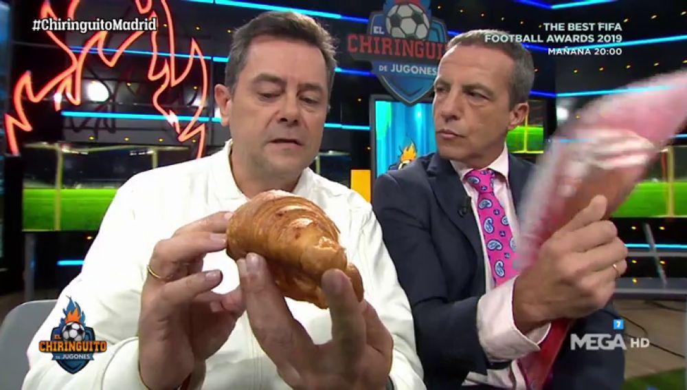 """Tomás Roncero: """"Del Real Madrid no hay que reírse nunca"""""""