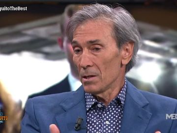 """Lobo Carrasco: """"Mi único premio es volver a ver jugar a Messi"""""""