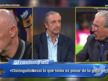 "Jorge D'Alessandro: ""El Barça tiene que relevar a Luis Suárez"""