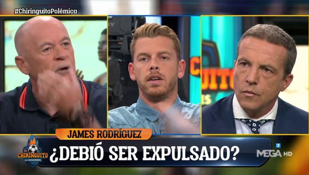 La polémica de la jornada 8 de LaLiga, a debate en El Chiringuito