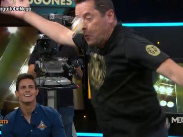 Tomás Roncero cayó en la broma del 'lanzamiento del huevo' de Januzaj