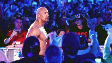 The Rock regresa este sábado a WWE Smackdown