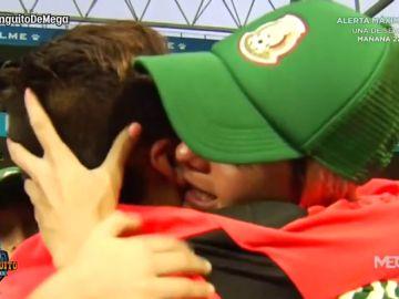 Historias de la Danone Nations Cup: la emoción de una madre por el sueño de su hijo