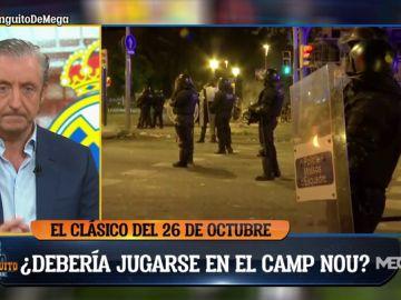 ¿Se debe jugar El Clásico el 26 de octubre en el Camp Nou?