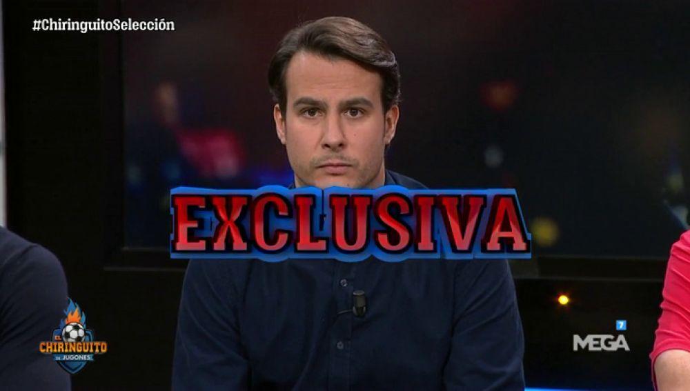 """Juanfe Sanz: """"Luis Enrique le dijo ayer a Rubiales que estaba preparado para volver a la Selección"""""""