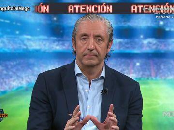 """Josep Pedrerol: """"Juan Carlos Unzué será el segundo entrenador de Luis Enrique en la Selección"""""""