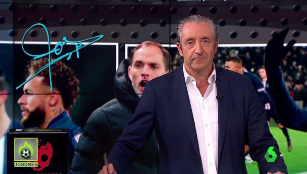 """Josep Pedrerol: """"El mejor aliado de Florentino para fichar a Mbappé es Tuchel"""""""