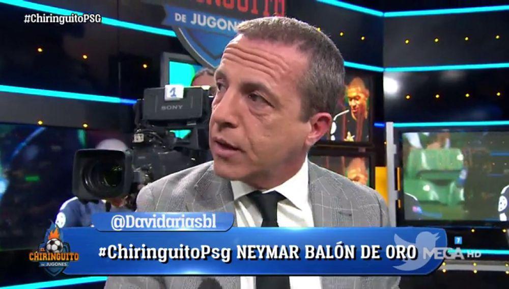 """Cristóbal Soria: """"El Barça humillará al Real Madrid en El Clásico"""""""
