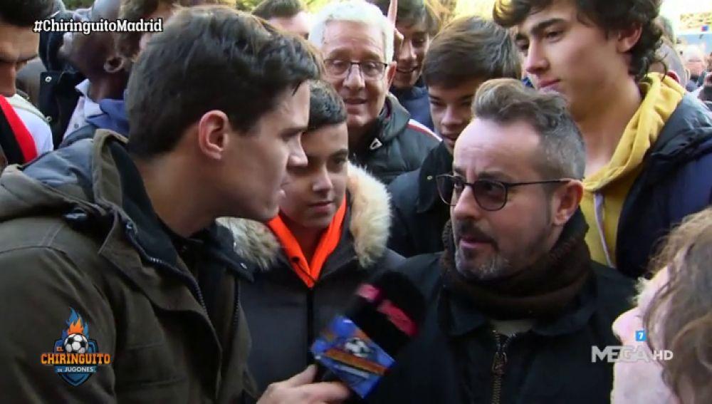 Los aficionados de Real Madrid y Barcelona, eufóricos de cara al Clásico