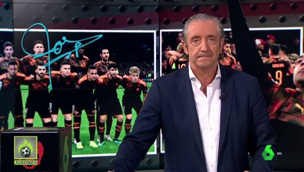 """Josep Pedrerol: """"Bravo por este equipo, bravo por esta afición. Hoy más que nunca, amunt Valencia"""""""