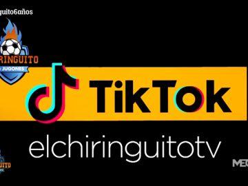 ¡NACE LA CUENTA DE TIK TOK de 'El Chiringuito'!