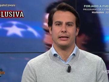Últimas novedades sobre la situación de Cavani