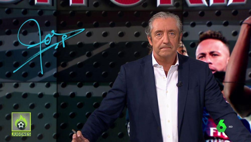 """Josep Pedrerol: """"El Madrid va por delante"""""""