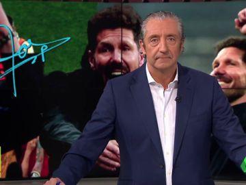 """Josep Pedrerol: """"Cholo, a lo mejor tienes que decir adiós a tu Atleti"""""""