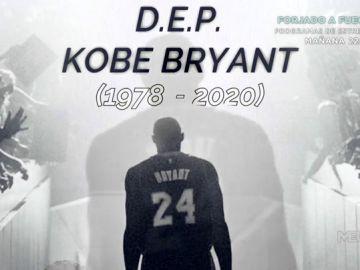 Fallece Kobe Bryant en un trágico accidente de helicóptero