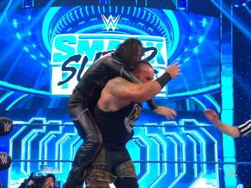 Nakamura y Strowman