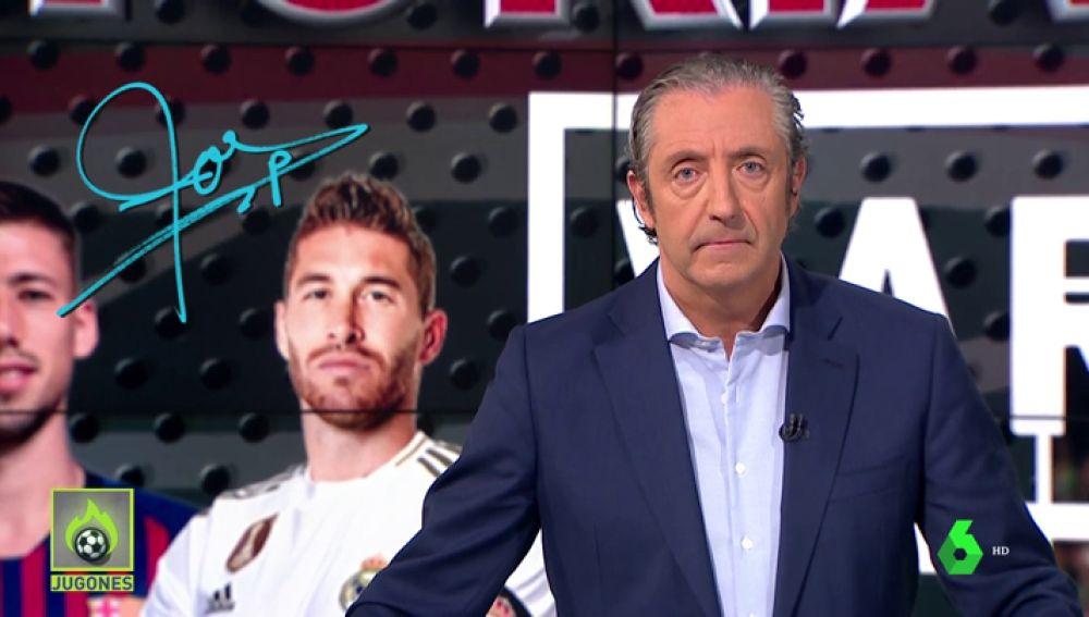 """Josep Pedrerol: """"Si el VAR no interviene más... se adultera la competición"""""""