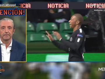 """Josep Pedrerol: """"El Real Madrid no se plantea hacer ninguna oferta por Mbappé este verano"""""""
