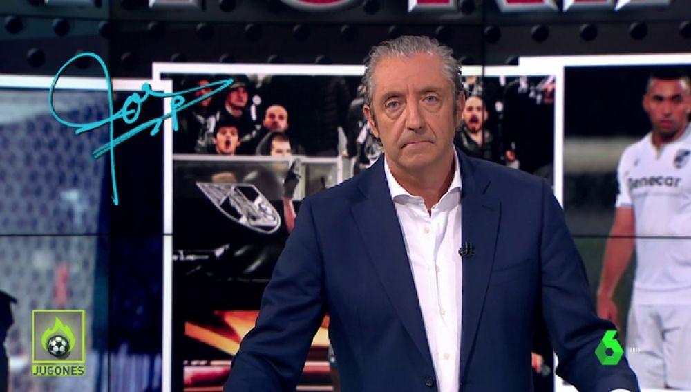 """Josep Pedrerol: """"El racismo es un problema grave"""""""