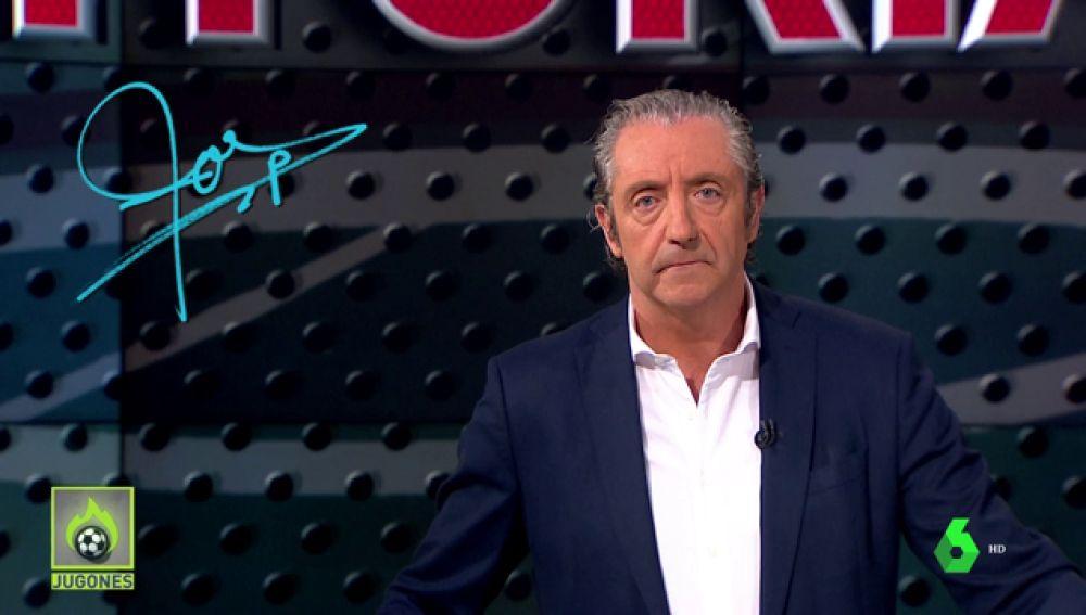"""Josep Pedrerol: """"La imagen de Bartomeu quedará manchada si no saca los documentos"""""""
