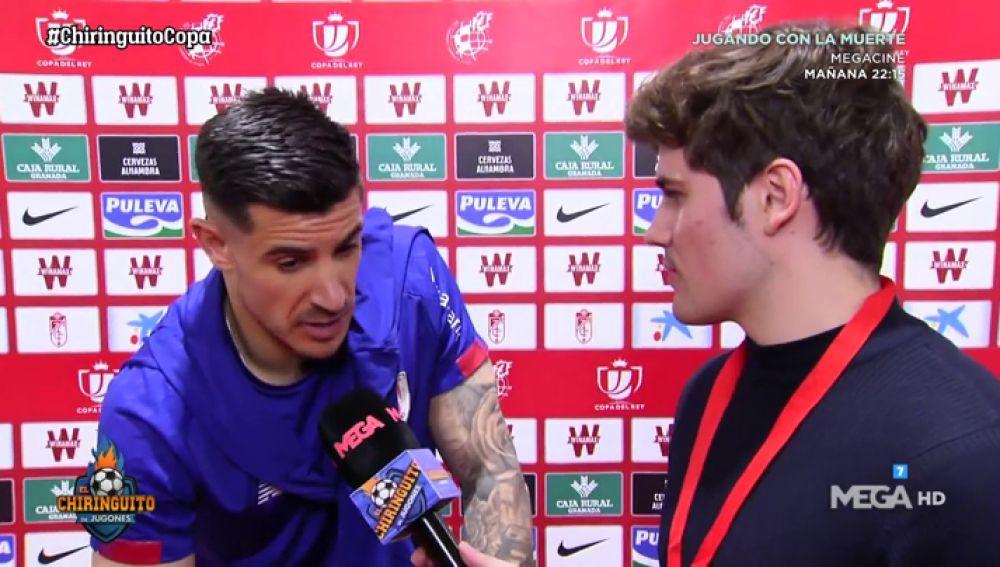 """Yuri Berchiche: """"El gol es la mejor sensación de mi vida"""""""