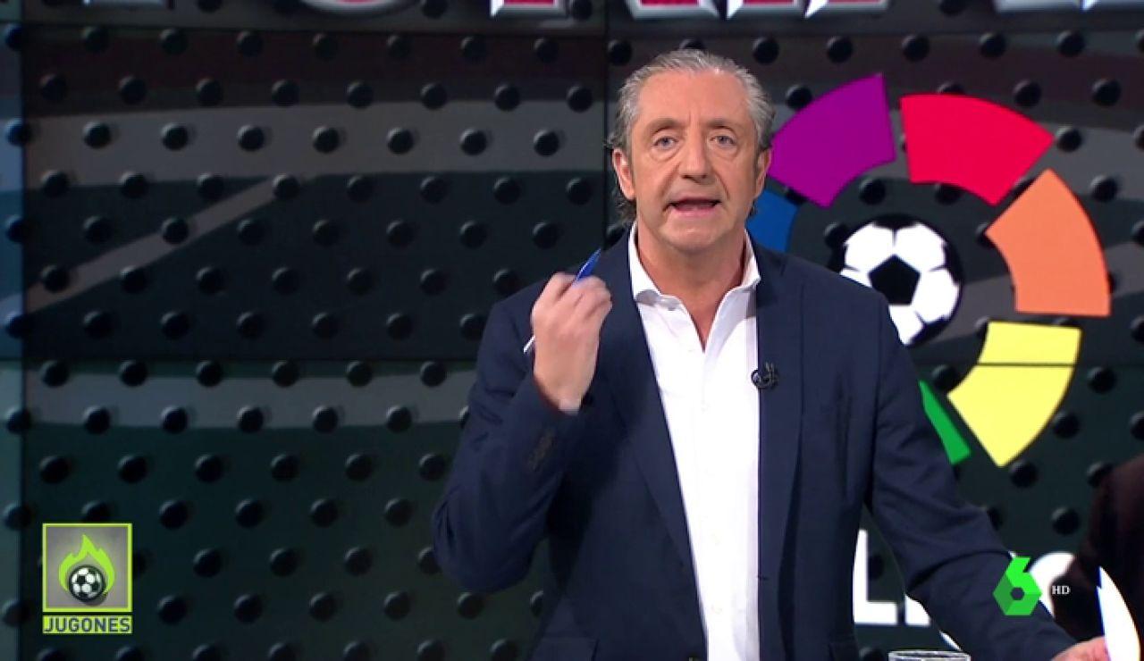 """Josep Pedrerol: """"LA SALUD ES MÁS IMPORTANTE QUE EL DINERO"""""""