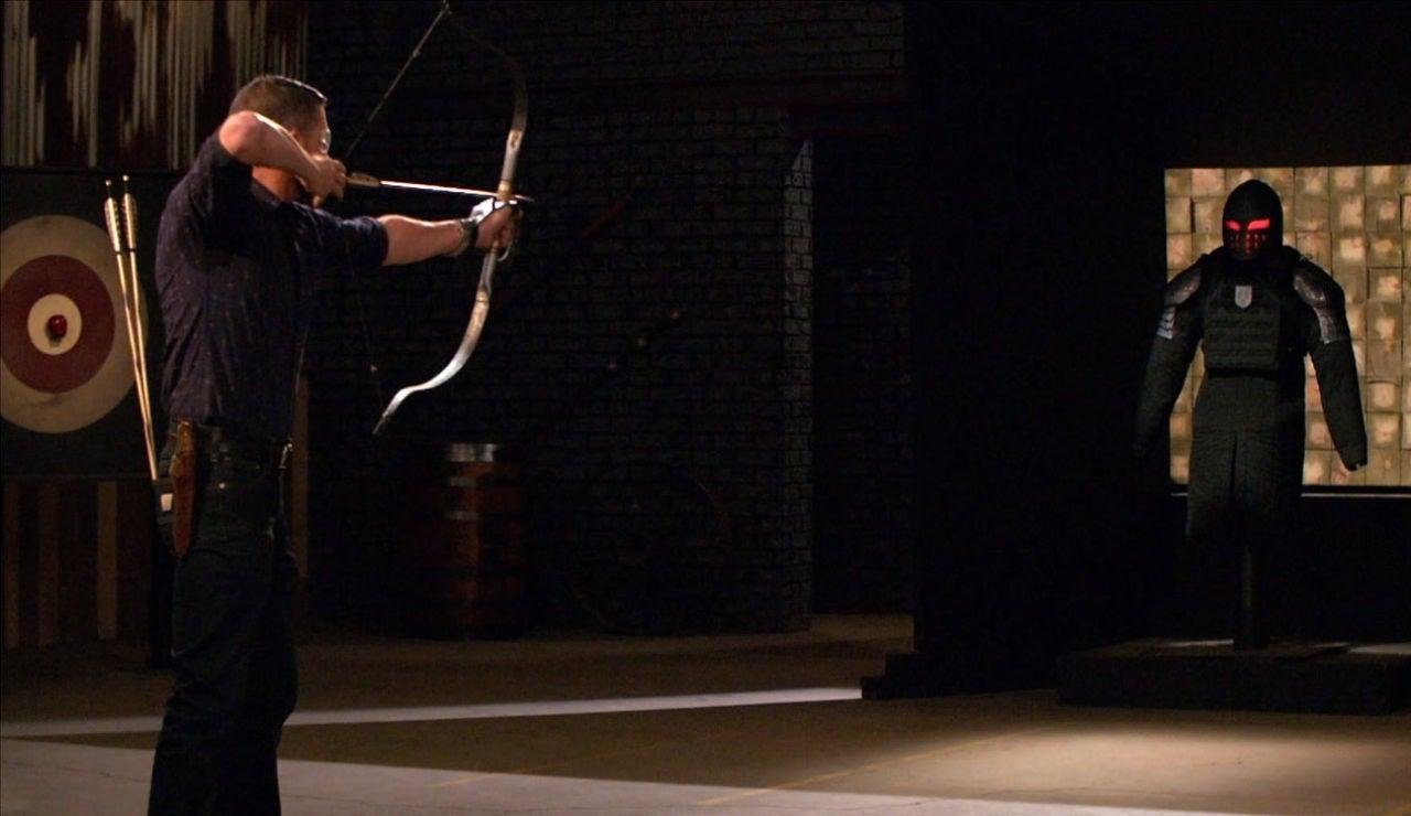 El arco de Robin Hood