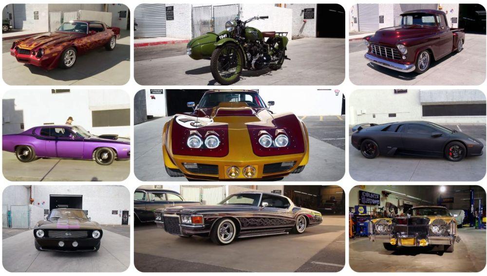 Las coches más espectaculares