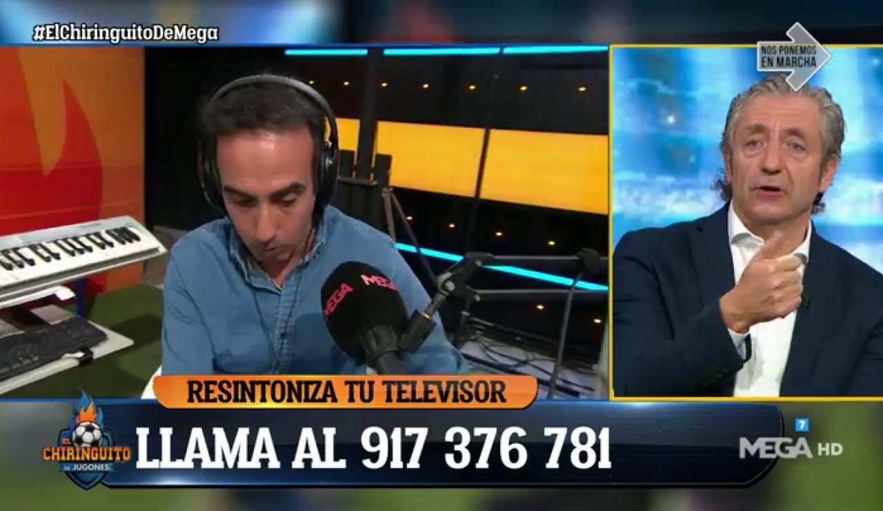 ¡SINTONIZA MEGA EN EL CANAL 7, 8 ó 9!