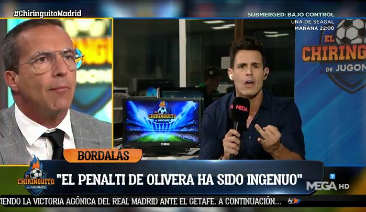 "EDU AGUIRRE: ""Estoy orgulloso de este Real Madrid"""