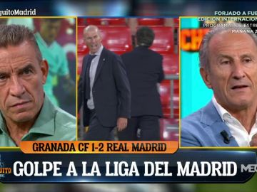 EL REAL MADRID ACARICIA LALIGA