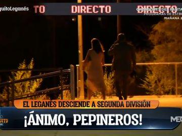 El Leganés consuma su descenso a Segunda División