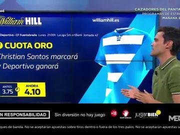 Borja Mazarro te trae la mejor oferta de registro para que apuestes con William Hill