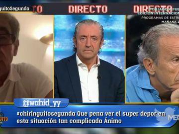 """FERNANDO VÁZQUEZ: """"PIDO JUSTICIA PARA EL DEPORTIVO"""""""