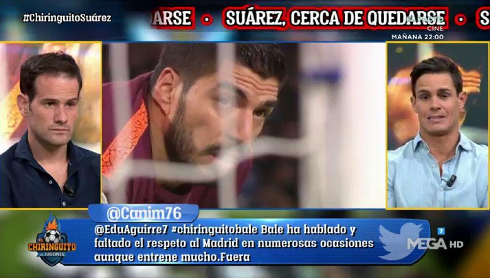 ¿Se quedará Luis Suárez finalmente en el Barça?