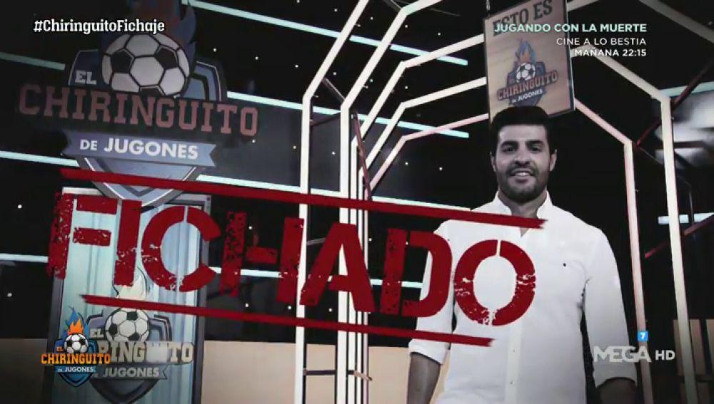 MIGUEL TORRES, NUEVO FICHAJE DE 'EL CHIRINGUITO'