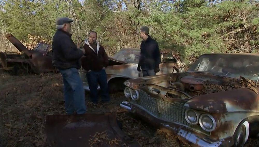 La emocionante historia de Jack y su colección de coches antiguos