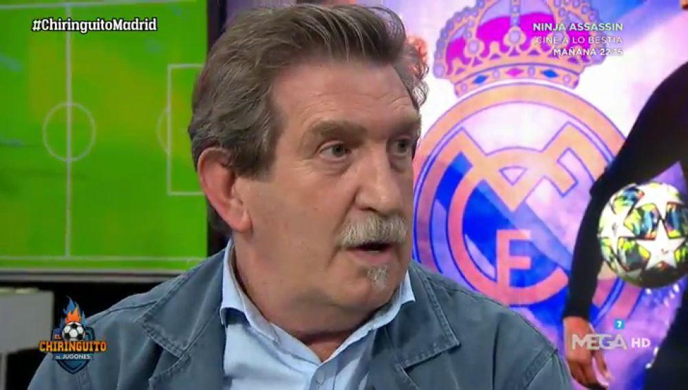 """Iñaki Cano: """"El Real MADRID es el club MÁS GRANDE del MUNDO"""""""