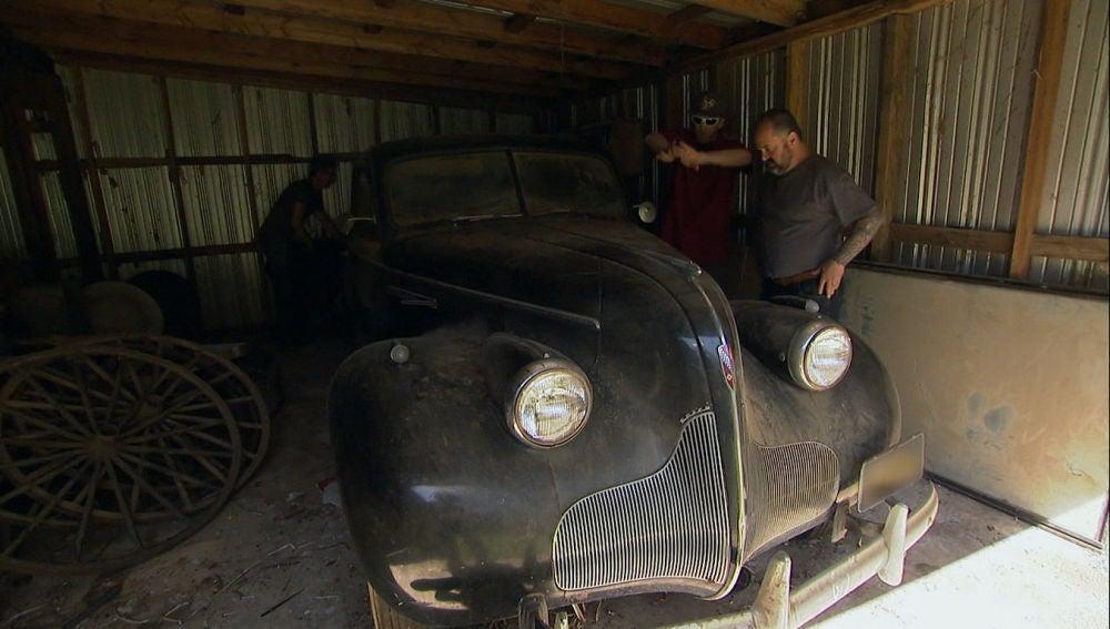 Un Buick de 1939