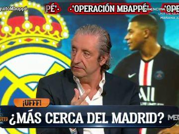 """JOSEP PEDREROL: """"El Real MADRID va a empezar a NEGOCIAR por MBAPPÉ en JUNIO"""""""