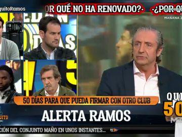 La continuidad de Sergio Ramos... SE COMPLICA